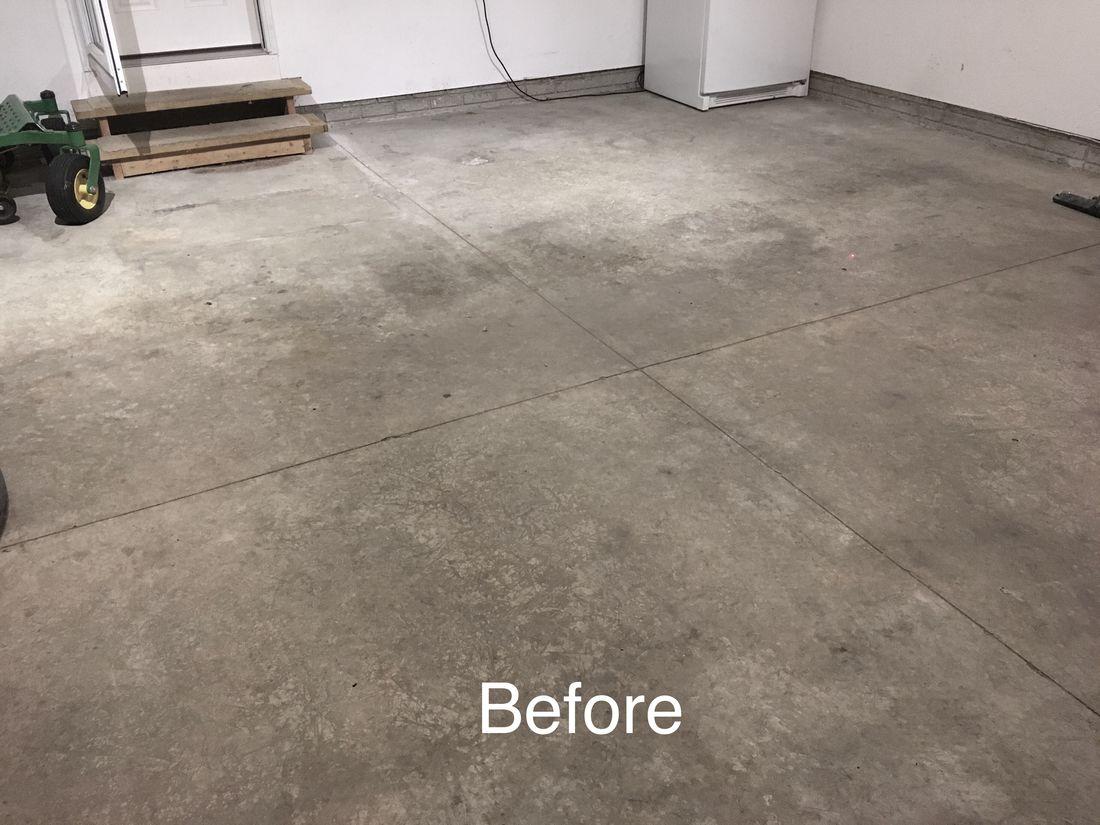 Concrete Grinding And Polishing Concrete Resurfacing