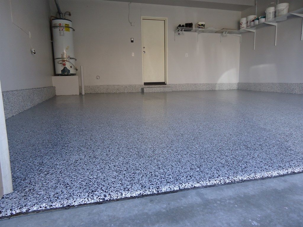 Epoxy floor coatings concrete garage coating melbourne for Concrete floor coatings